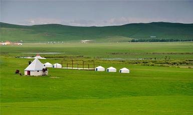 内蒙古草原旅游线路